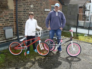 The Goff's Custom BMX's from SibotBMX