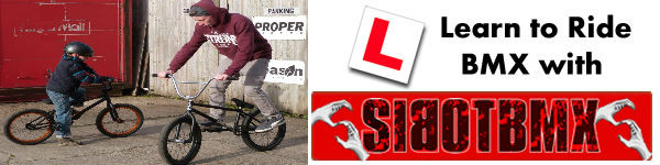 Learn to Ride BMX with SIBOTBMX