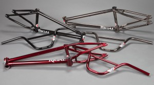 20 percent off UNITED RIGAL frames and bars from sibotbmxshop.com