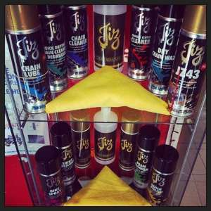 THE JIZ LUBE PRODUCTS ARE AMAZING THEY WORK AND WORK WELL NOW IN AT SIBOTBMX http://www.jizlube.com/