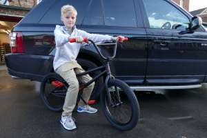 JED IS SIBOTBMX JEDI WITH HIS NEW FLY BIKES ELECTRON