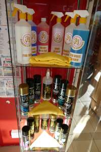 The ideal cristmas gift for the car lover in the house the Jizlube Car Care Kit from SIBOTBM.Check out jizlube.co.uk