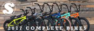 HERE IS WHERE IT'S AT THE NEW 2017 SUNDAY COMPLETES FROM SIBOTBMX