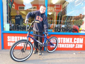 new sibotbmx rider Bill and hiS Fit BF1