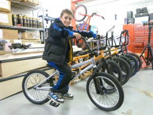 HARVEY AND HIS NEW 2014 SUBROSA 18 FROM SIBOTBMX