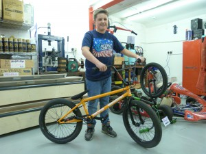 NEW SIBOTBMX RIDER LUKE WITH HIS CUSTOM SIBOTBMX PROPER/FLY BUILD