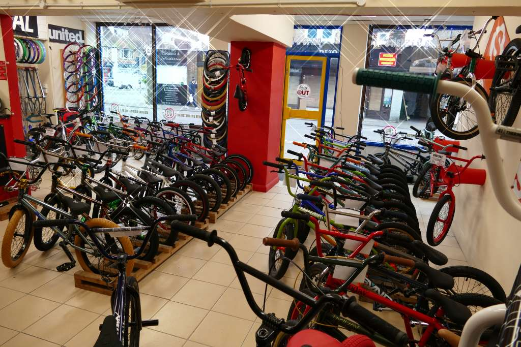 Boxing day bargain bucks bikes and parts sale today at SIBOTBMX SHOP in HORLEY.Or call the shop and do it over the phone to be sent to you at home.Call 01293822483