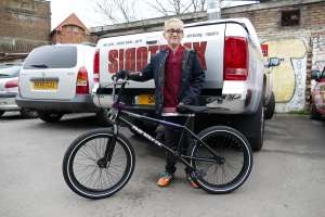 Another young induction into the BMX world from SIBOTBMX is young Callum with his chioce of bike the 2015 F.B.M. IGNITION.
